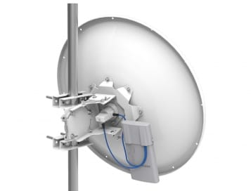 MikroTik mANT30 30dBi 5Ghz Parabolic Dish Antenna with Precision Alignment Mount