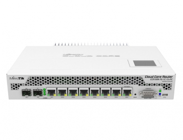OPEN BOX MikroTik Cloud Core Router Firewall VPN 2GB RAM 9 Core CCR1009-7G-1C-1S+PC (RouterOS L6)