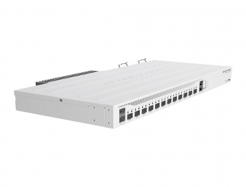 MikroTik Cloud Core Router Firewall VPN 10Gb SFP+ 25Gb SFP28 CCR2004 (RouterOS L6)