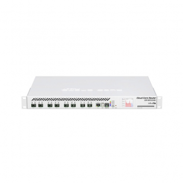 MikroTik Cloud Core Router Firewall VPN 10Gb SFP+ CCR1072-1G-8S+ (RouterOS L6)
