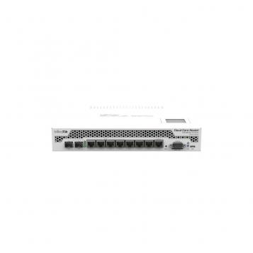 MikroTik Cloud Core Router Firewall VPN 2GB RAM 9 Core Silent CCR1009-8G-1S-1S+PC (RouterOS L6)
