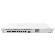 MikroTik Cloud Core Router Firewall VPN CCR1009-7G-1C-1S+ (RouterOS L6)