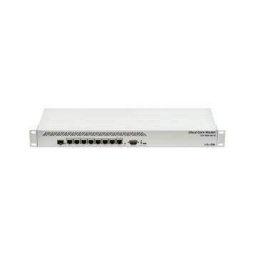 MikroTik Cloud Core Router Firewall VPN SFP 1GB RAM 9 Core CCR1009-8G-1S (RouterOS L6)