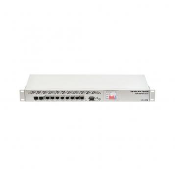MikroTik Cloud Core Router Firewall VPN SFP+ 2GB RAM 9 Core CCR1009-8G-1S-1S+ (RouterOS L6)