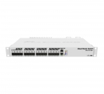 MikroTik Cloud Router Switch 16 Port SFP+ CRS317-1G-16S+RM  (RouterOS L6, UK PSU)