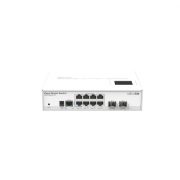 MikroTik Cloud Router Switch 210-8G-2S+IN (RouterOS Level 5)