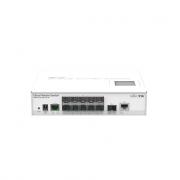 MikroTik Cloud Router Switch in Desktop Case (RouterOS L5) - CRS212-1G-10S-1S+IN