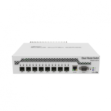 MikroTik Cloud Router Switch - CRS309-1G-8S+IN (RouterOS L5)