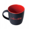 MikroTik Mug Black/Red Main Image
