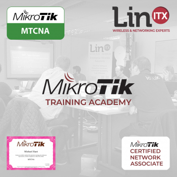LinITX MikroTik NA0620 MTCNA Training Course - 30th June - 2nd July 2020