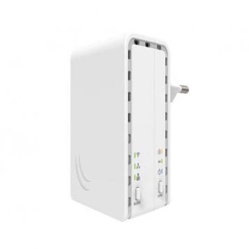 MikroTik PWR-Line AP (EU plug)