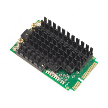 MikroTik 802.11a/n Mini PCI Express Card - R11e-5HnD