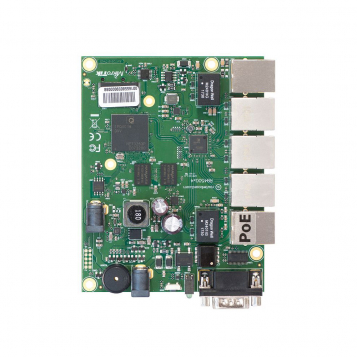 MikroTik RouterBoard 450Gx4 Router - RB450Gx4 (RouterOS L5)