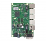 MikroTik RouterBoard 450Gx4 (RouterOS Level 5)