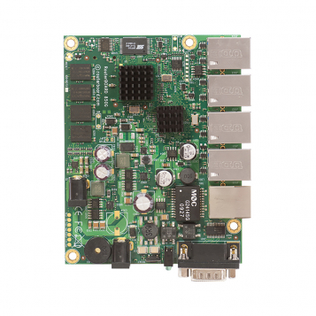 MikroTik RouterBoard 850Gx2 - Board Only - Hardware encryption - (RouterOS Level 5)