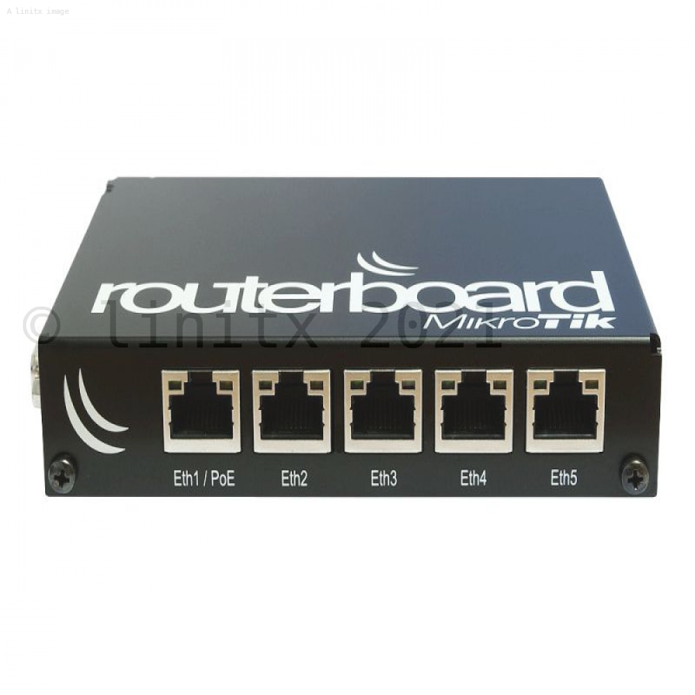 RouterBoard 450Gx4