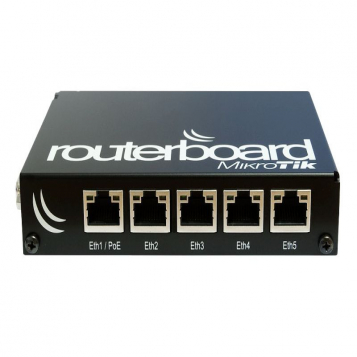 MikroTik RouterBoard 450Gx4 Cased (RouterOS Level 5)
