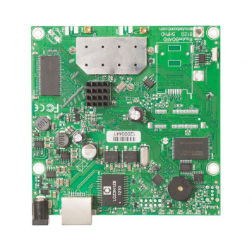 MikroTik RouterBoard 911G-2HPnD (RouterOS Level 3)