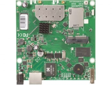 MikroTik RouterBoard 912UAG-2HPnD (RouterOs Level 4)