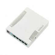 MikroTik RouterBoard 951G Router Access Point Firewall VPN RB951G-2HND (RouterOS L4, UK PSU)