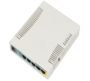 MikroTik RouterBoard 951UI 5 Port Router RB951UI-2HND (RouterOS L4, UK PSU)