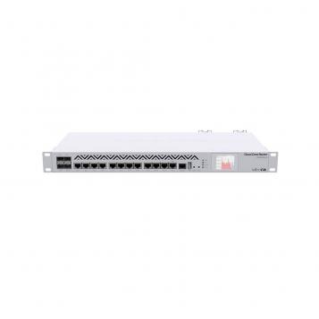 MikroTik RouterBoard Cloud Core Router Firewall VPN 16GB RAM - CCR1036-12G-4S-EM (RouterOS L6)