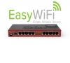 Easy Wi-Fi Ltd MikroTik RouterBoard Desktop Router 10 Port RB2011UiAS-IN (Easy Wi-Fi Configuration)