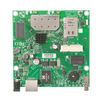 MikroTik RouterBoard Wireless Router RB912UAG-5HPnD (RouterOS L4)