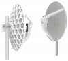 MikroTik RouterBoard Wireless Wire Dish PtP Link Kit - RBLHGG-60AD-KIT