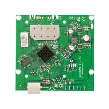 MikroTik RouterBoard  911 Lite 2 (RouterOS Level 3)