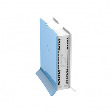 MikroTik RouterBoard hAP Lite (RouterOS Level 4) Tower Shape (UK PSU)