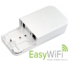 Easy Wi-Fi Ltd MikroTik RouterBoard wAP ac in a White enclosure (Easy Wi-Fi Configuration)