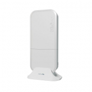 MikroTik RouterBoard wAP ac in a White enclosure (UK PSU) - RBwAPG-5HacD2HnD