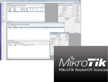 MikroTik RouterOS WISP AP (Level 5) license