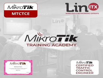 MikroTik TC0719 MTCTCE Training Course - 2nd-4th July 2019