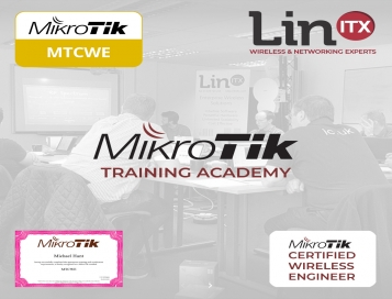 MikroTik WE0319 MTCWE Training Course at MUM Vienna - 4th March - 6th March 2019