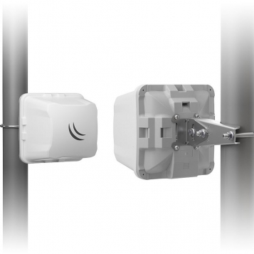 MikroTik Wireless Wire Cube Kit 60 GHz Link with 5GHz Failover Pre-Configured Pair