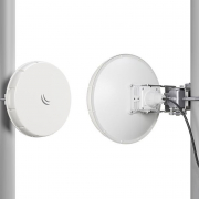 MikroTik Wireless Wire nRAY 2 Gb/s 1500m Range - nRAYG-60adpair