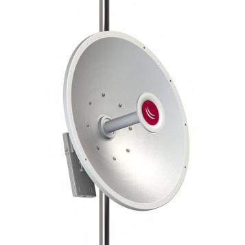 MikroTik mANT30 30dBi 5Ghz Parabolic Dish Antenna with Precision Alignment Mount