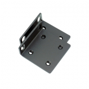 Mikrotik 2011 Rackmount Ears and Screws (Black)