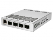 Mikrotik 5 Port Desktop Switch Gigabit Etherent SFP+ - CRS305-1G-4S+IN