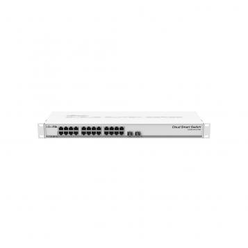 Mikrotik Cloud Smart Switch - CSS326-24G-2S+RM