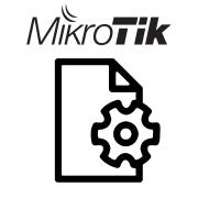LinITX Mikrotik Configuration