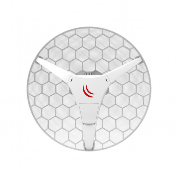 Mikrotik High Gain Client Wireless Router - LHG 5 AC - RBLHGG-5acD (with PoE + UK PSU)