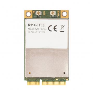 Mikrotik miniPCIe LTE card - R11e-LTE6