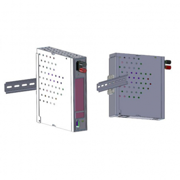 Netonix DIN Rail Mounting Kit DIN-8-10-12
