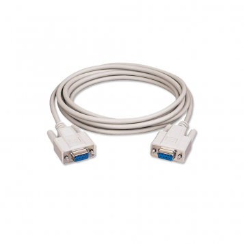 PC Engines Null Modem Cable (DB9F-DB9F) - 1.8m