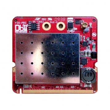OPEN BOX Dbii F20-PRO 802.11b/g 2.4GHz miniPCI Card