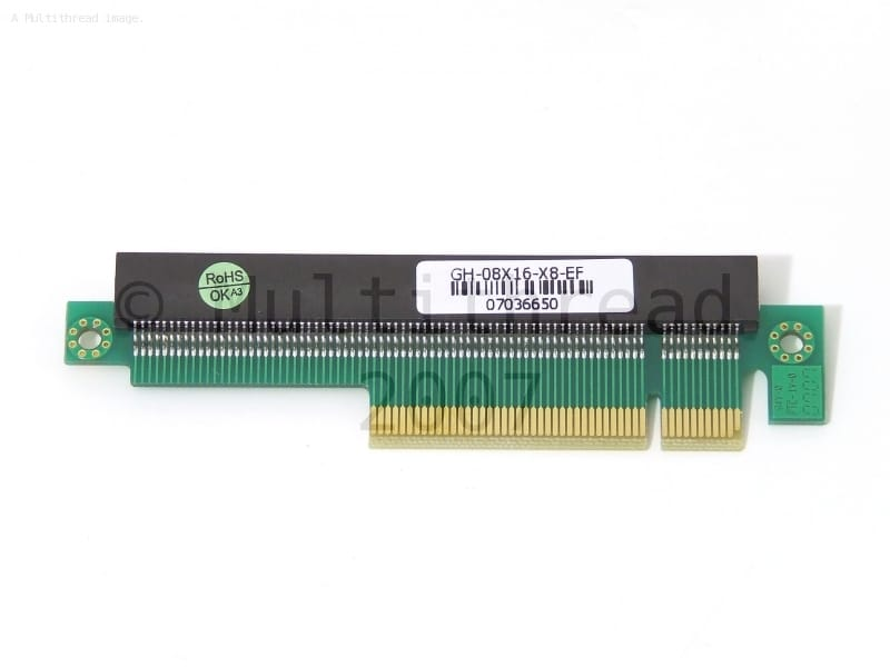 1 4 8 16 lane pci express slots