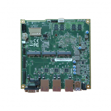 PC Engines APU2 E2 System Board with 2GB RAM